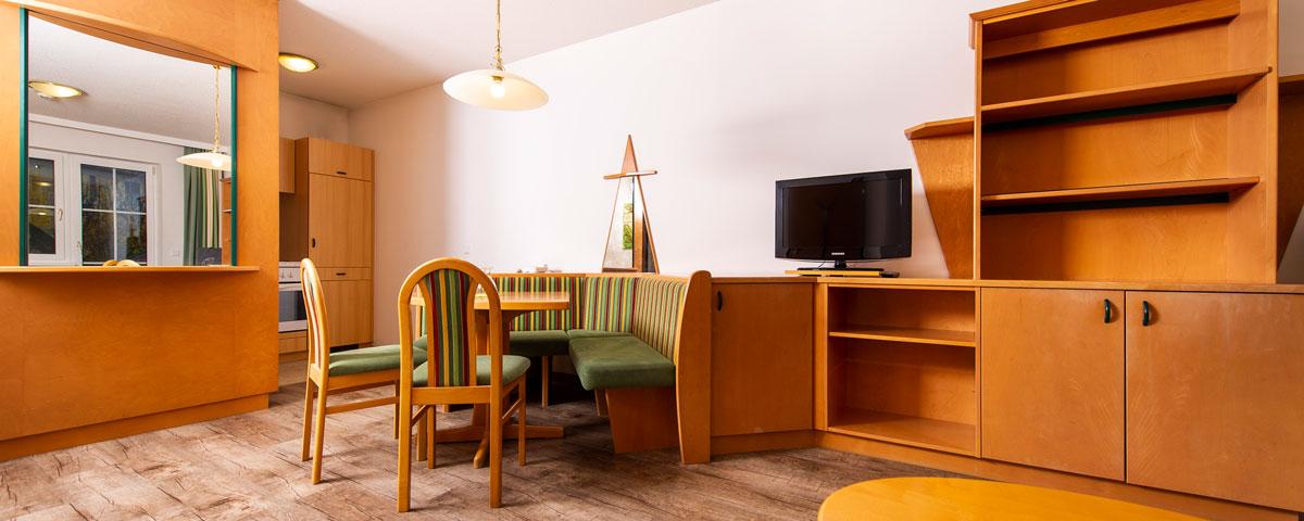 Apartment des Hotel Xylophon in Lutzmannsburg