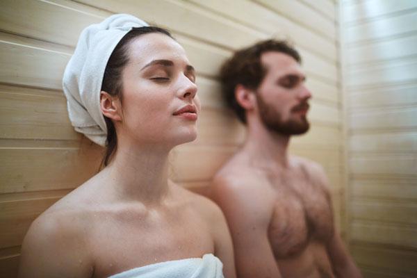 Sauna, Entspannung und Erholung im Hotel Xylophon bei der Sonnentherme Lutzmannsburg